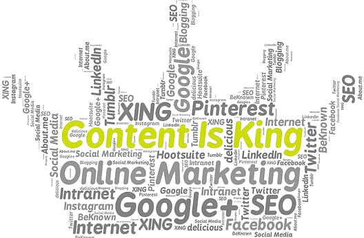 Content is always King